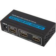 Optimus HDMI razdjelnik (splitter) 4k*2k 3G, 1 ulaz 4 izlaza