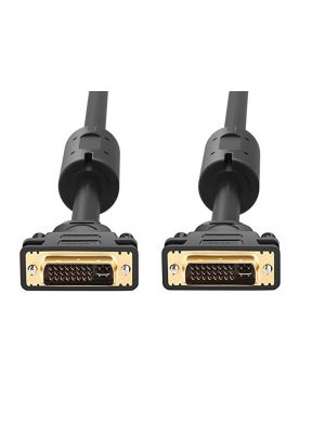 Optimus DVI(24+5) kabel muški/muški, 1.5m, Crni