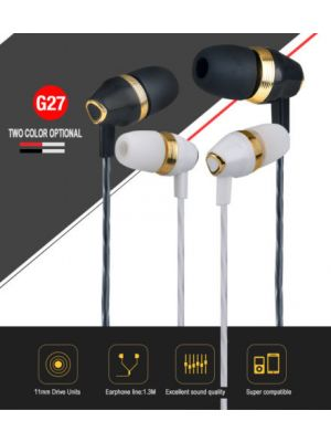 Audio stereo slušalice 3.5mm, Gelese G27