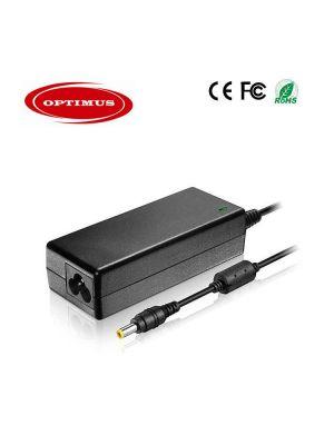 Optimus zamjenski laptop&tablet punjač 30w 19v 1.58a, 100-240v 50-60Hz kompatibilno s Medion, 5.5x2.5mm konektor