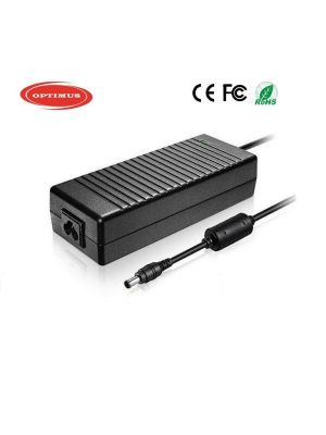 Optimus zamjenski desktop monitor adapter 60w 12v 5a 100-240v 50-60Hz komaptibilno s Nec 5.5x2.5mm konektor