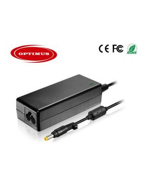 Optimus zamjenski laptop punjač 65w 18.5v 3.5a, 100-240v 50-60Hz kompatibilno s Hp, 4.8x1.7mm konektor