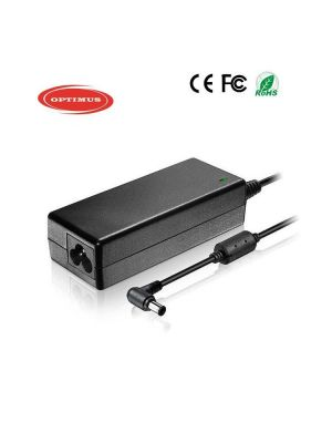 Optimus zamjenski monitor & tv adapter 65w (19.5v-3.3a), 100-240v, kompatibilno s Lg, 6.5x4.4mm konektor