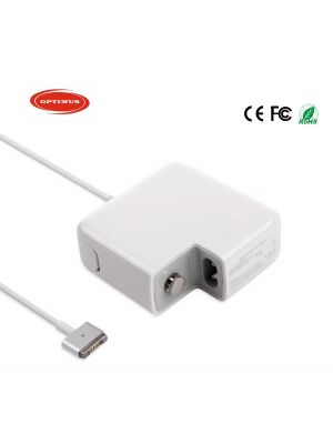 Optimus zamjenski laptop punjač 60w (16.5v-3.65a) , 100-240v kompatibilno s Apple, Magsafe2 konektor
