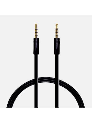Optimus audio kabel, 3.5mm muški/muški, 1,5m, crni