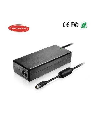 Optimus monitor adapter 60w 12v 5a, 100-240v 50-60Hz, 4 pina konektor