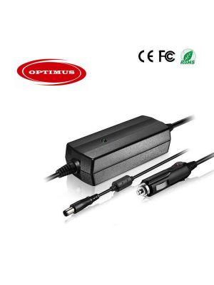 Optimus zamjenski 12/24v laptop auto punjač 90w 19v 4.74a kompatibilno s Hp, 7.4x5.0mm konektor
