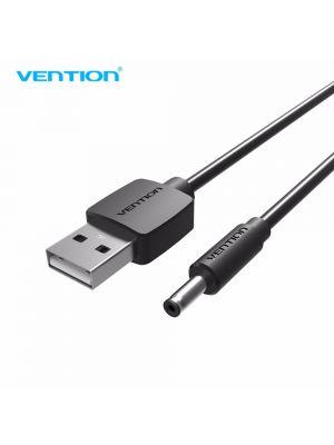 Vention usb kabel 3.5x1.35mm