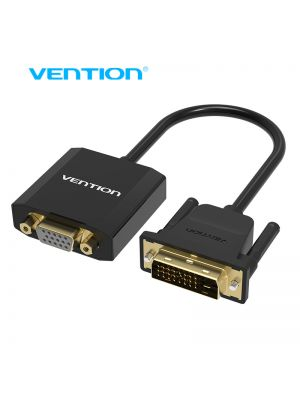 Vention DVI (24+1) to VGA adapter konverter