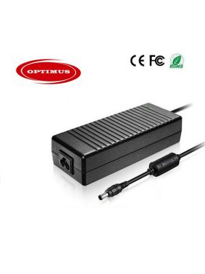 Optimus zamjenski laptop punjač 120w 19v 6.3a, 100-240v 50-60Hz  kompatibilno s Hp 5.5x2.5mm konektor