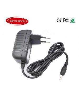 Optimus zamjenski monitor adapter 12v 3a 36w, 100-240v 50-60Hz kompatibilan s Philips, 5.5x2.1mm konektor