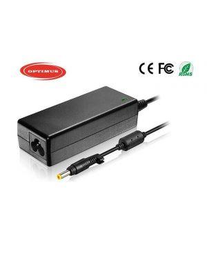 Optimus zamjenski laptop punjač 65w 18.5v 3.5a, 100-240v 50-60Hz kompatibilno s Asus, 4.8x1.7mm konektor