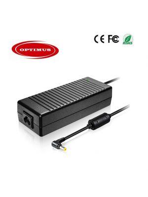 Optimus zamjenski laptop punjač 120w 19v 6.3a, 100-240v 50-60Hz kompatibilno s Acer, 5.5x1.7mm konektor