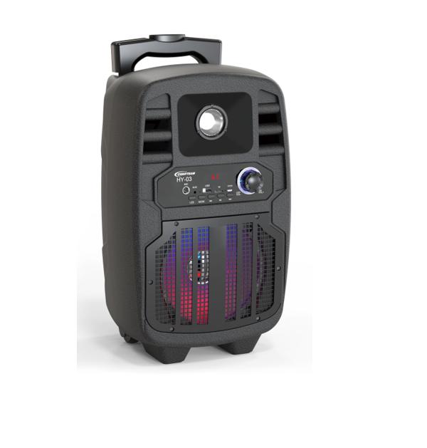 Bluetooth prijenosni zvučnik HY-03, 10W, BT verzija: JR 4.2+EDR, 2400mah (Karaoke)