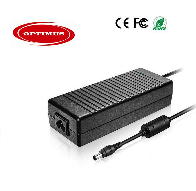 Optimus adapter 12v 7a 84w, 100-240v 50-60Hz, 5.5x2.5mm konektor